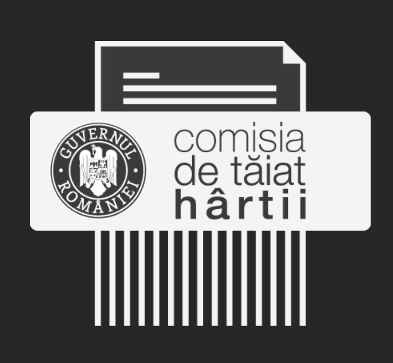 Comisia de taiat hartii