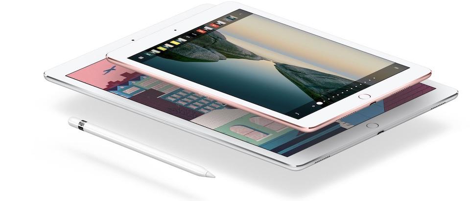 """iPad Pro de 9,7"""""""