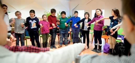 Școala Altfel la Orange România