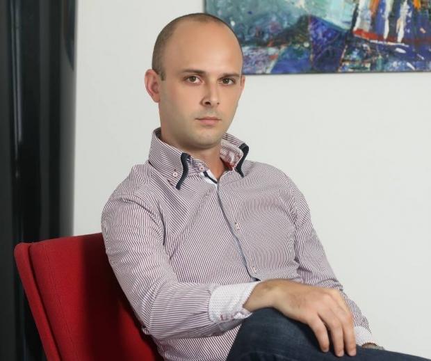 Adrian Badea, CEO ZebraPay