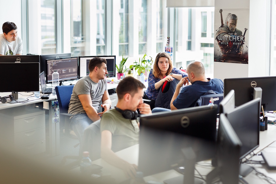 Sedinta de brainstorming eMAG
