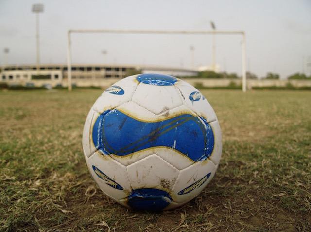Minge de fotbal. FOTO flickr.com