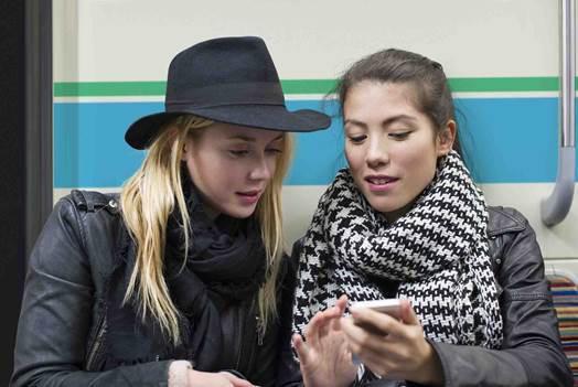 Wifi in tren
