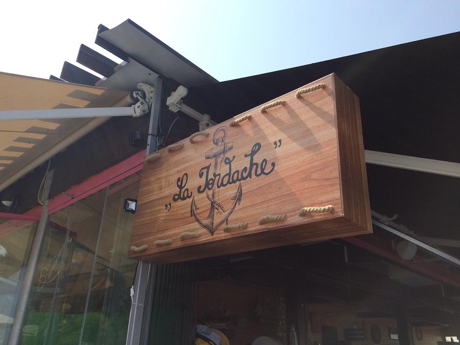 """Restaurantul """"La Iordache"""" din Portul Turistic Tomis, Constanța. FOTO Adrian Boioglu"""