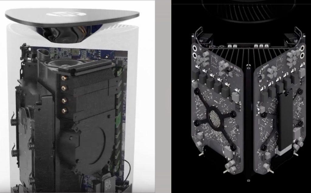 HP Pavilion Wave versus Mac Pro