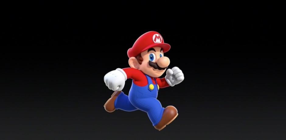 Mario în AppStore