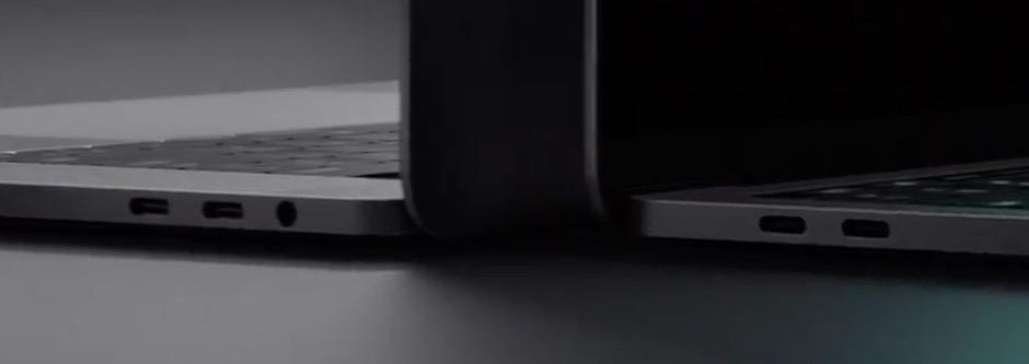 USB-C în noile MacBook Pro