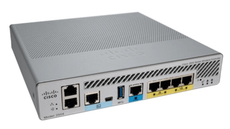 Wireless LAN Cisco 3504