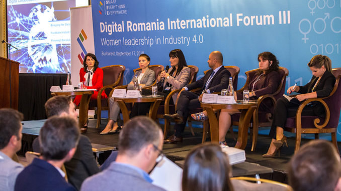 Digital Romanian International Forum