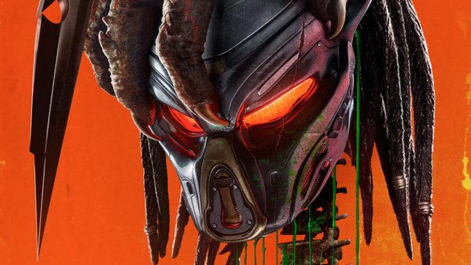 """Afișul filmului """"The Predator"""""""