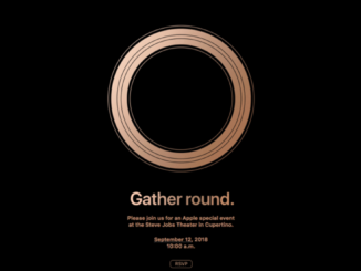 """Invitația pentru evenimentul """"Gather round"""" - septembrie 2018"""