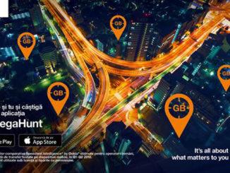 4G MegaHunt de la Orange