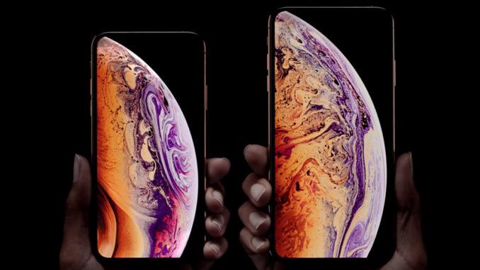 iPhone Xs și iPhone Xs Max