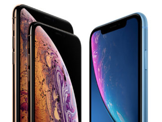 iPhone Xs, Xs Max și Xr. FOTO Apple.com