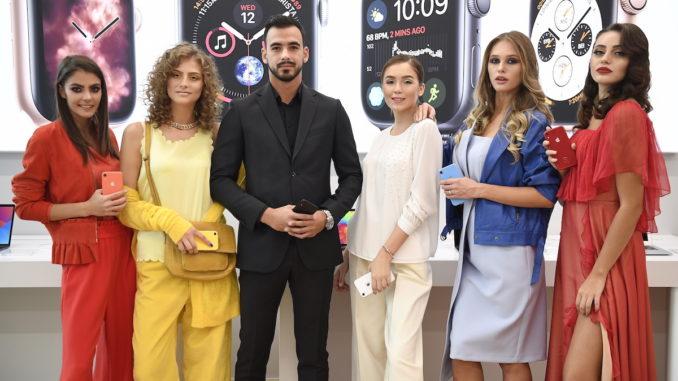Lansarea iPhone XR la iStyle România