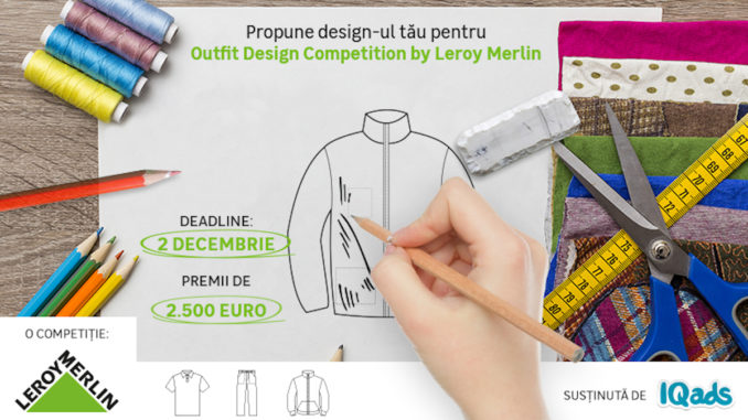 Outfit Design Competition la Leroy Merlin