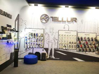 Tellur, la IFA 2018, Berlin