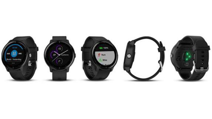 Garmin vivoactive 3 Music. FOTO Orange