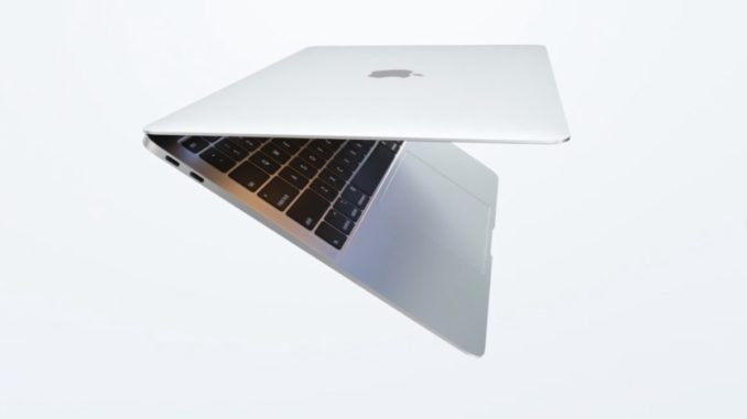 Noul MacBook Air