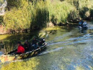 Turism în Delta Dunării. FOTO AMDTDD