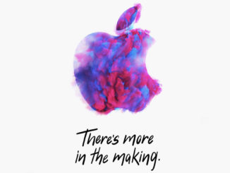"""There's more in the making"" - eveniment Apple pe 30 octombrie 2018"