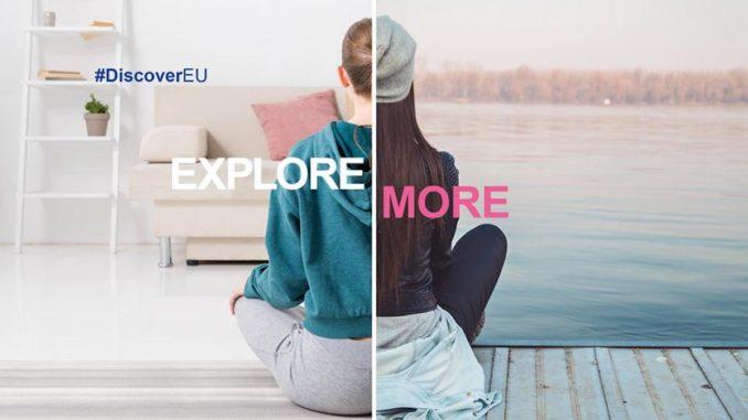 Călătorii gratuite pentru tineri prin programul DiscoverEU