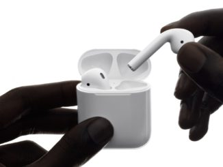 Apple AirPods. FOTO apple.com