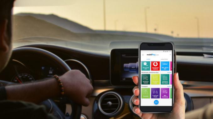 Aplicația mobilPay Wallet