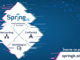 Afișul Spring IT