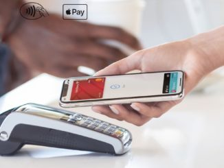 Apple Pay pe iPhone. FOTO apple.com