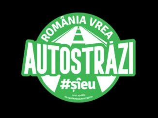 Șî eu vreau autostrăzi în România