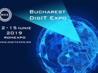 Bucharest DigIT Expo, la ROMEXPO