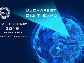 Bucharest DigIT Expo, la ROMEXPO