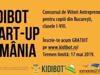 Proiectul Kidibot