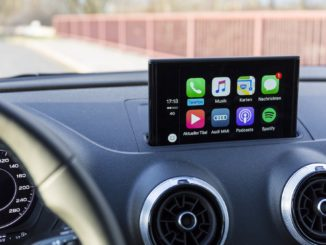 Apple CarPlay. FOTO noelsch