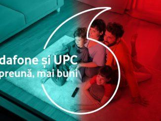 Vodafone și UPC și-au unit forțele