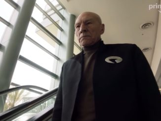 Picard revine în Star Trek. FOTO Captură Video