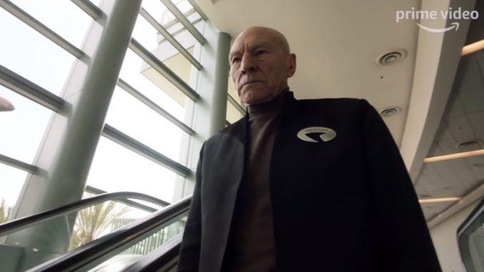 Picard revine în Star Trek. FOTO Captură Video