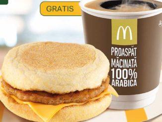 Mic dejun gratuit la Mac, până pe 3 mai
