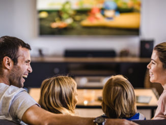 Smart TV. FOTO SES