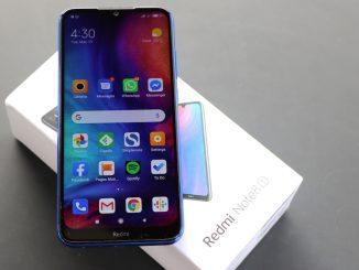 Xiaomi Redmi Note 8T. FOTO Adrian Boioglu