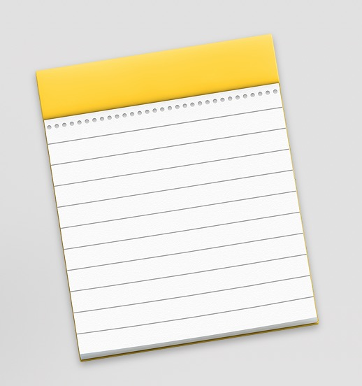 Notes App for Mac
