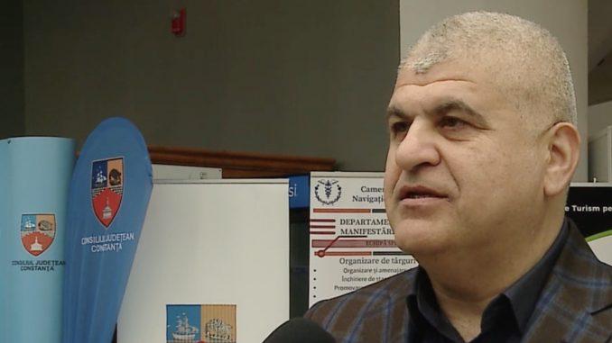 "Aurelian Marin, Director General al ""Paradis Vacanțe de Vis"". FOTO Adrian Boioglu"