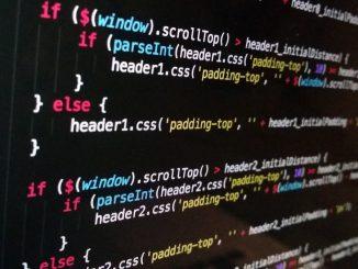 Code. FOTO Pexels