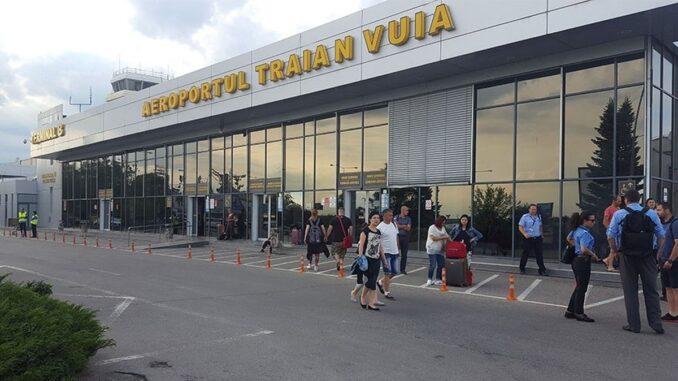 Pe aeroportul Timișoara se reiau treptat zborurile regulate spre destinații externe