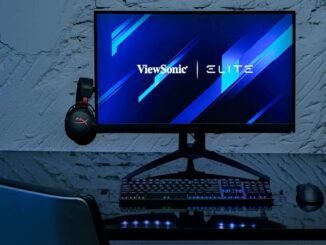 Monitor ViewSonic de gaming ELITE XG270QC, FOTO ELKO