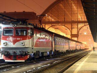 CFR Călători repune progresiv în circulație trenurile internaționale