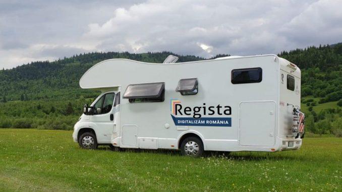 Regista, aplicație de registratură și management al documentelor, FOTO Zitec