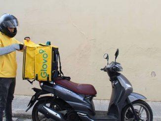 Glovo introduce în aplicație opțiunea de bacșiș, FOTO Glovo
