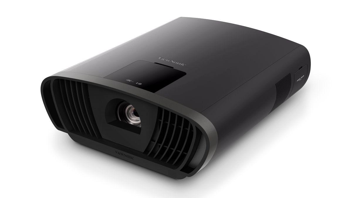 ViewSonic anunță noul produs al seriei X – proiectorul Smart LED X100-4K